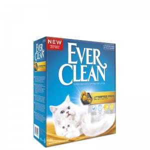 Everclean – Litterfree Paws (Less Trail) 10lt