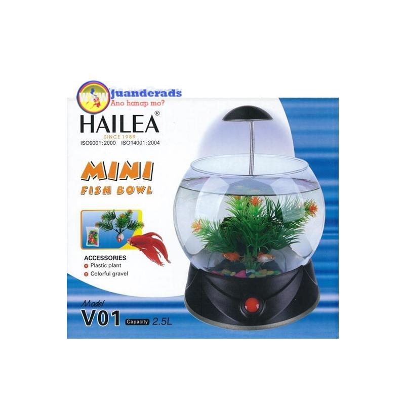 Hailea – Γυάλα για Μονομάχο