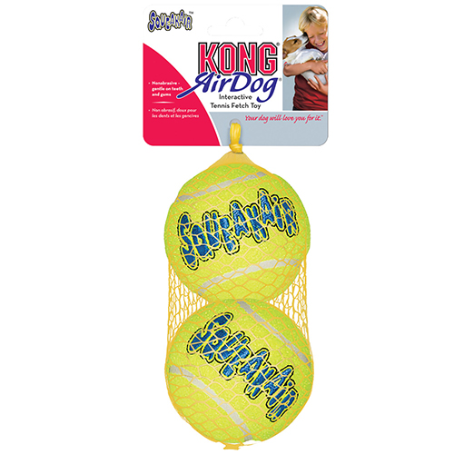 Kong – Tennis Ball Squeaker Large (2τεμ.)