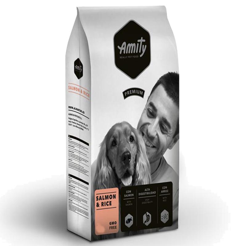Amity – Salmon & Rice 15kg