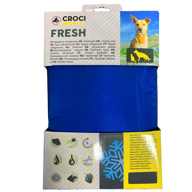 Croci – Στρώμα Ψύξης για Σκύλους και Γάτες 96x81cm